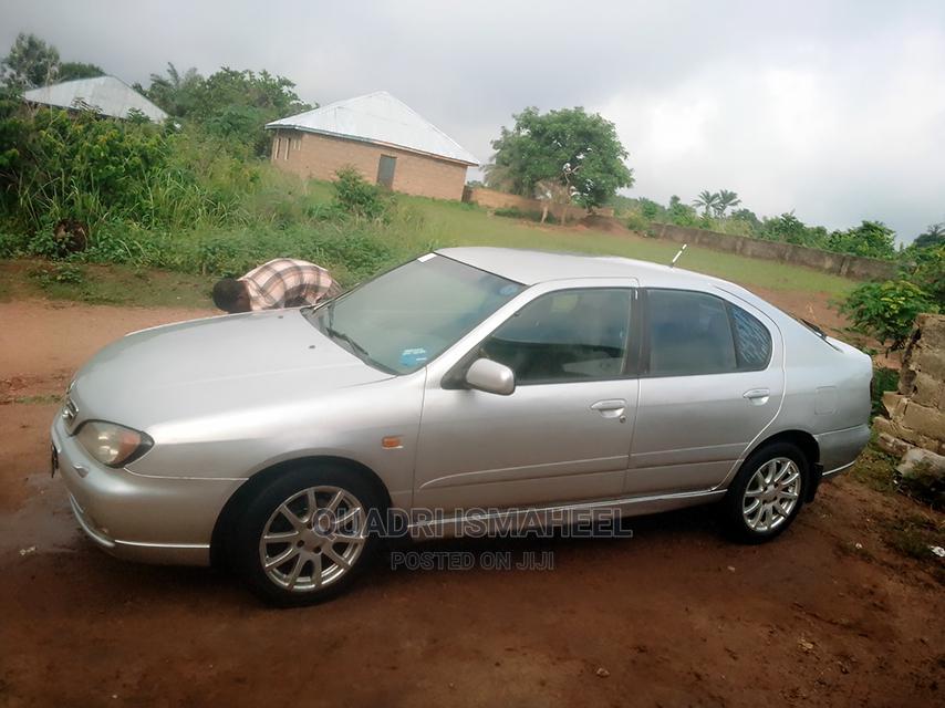 Archive: Nissan Primera 1999 Silver