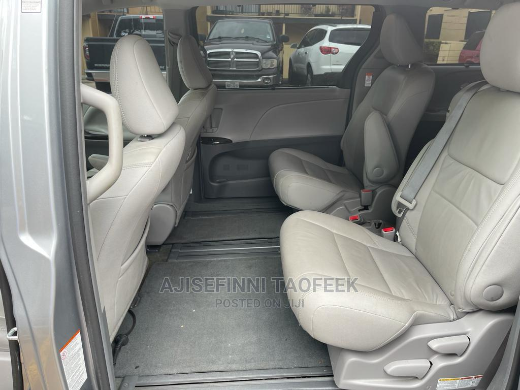 Toyota Sienna 2017 Gray   Cars for sale in Ajah, Lagos State, Nigeria
