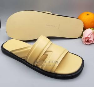 New Season Bottega Venetta Slipper Leather Sole For Sale | Shoes for sale in Lagos State, Magodo