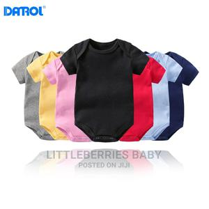 Datrol Baby Quality Onesie | Children's Clothing for sale in Lagos State, Alimosho