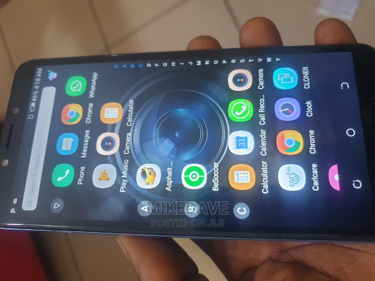 Tecno Pouvoir 2 Pro 16 GB Blue | Mobile Phones for sale in Wuse 2, Abuja (FCT) State, Nigeria