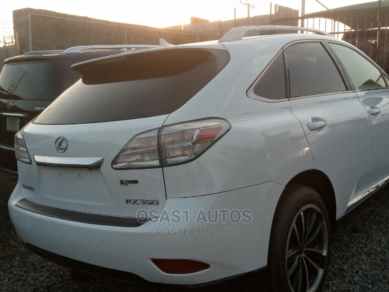 Archive: Lexus RX 2010 White