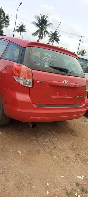 Toyota Matrix 2005 Red   Cars for sale in Lagos State, Ikotun/Igando