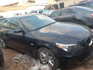 BMW 550i 2007 Black | Cars for sale in Lagos State, Magodo