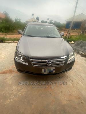 Toyota Avalon 2006 XLS Gray | Cars for sale in Ogun State, Ijebu Ode