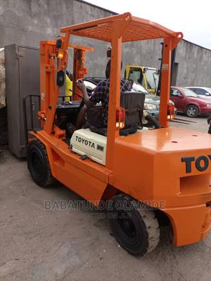 3tons Toyota Forklift for Sale   Heavy Equipment for sale in Lagos State, Amuwo-Odofin