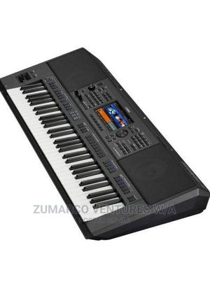 Yamaha PSR SX900 61-Key Touch Screen Arranger Keyboard   Musical Instruments & Gear for sale in Lagos State, Ojo