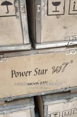 Original Power Star 3kva 24v Inverter With Super Quality | Solar Energy for sale in Lagos State, Lekki