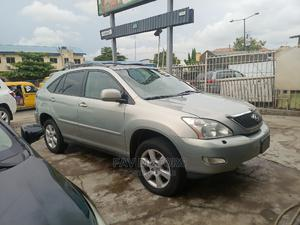 Lexus RX 2009 350 4x4 Green | Cars for sale in Lagos State, Ikeja