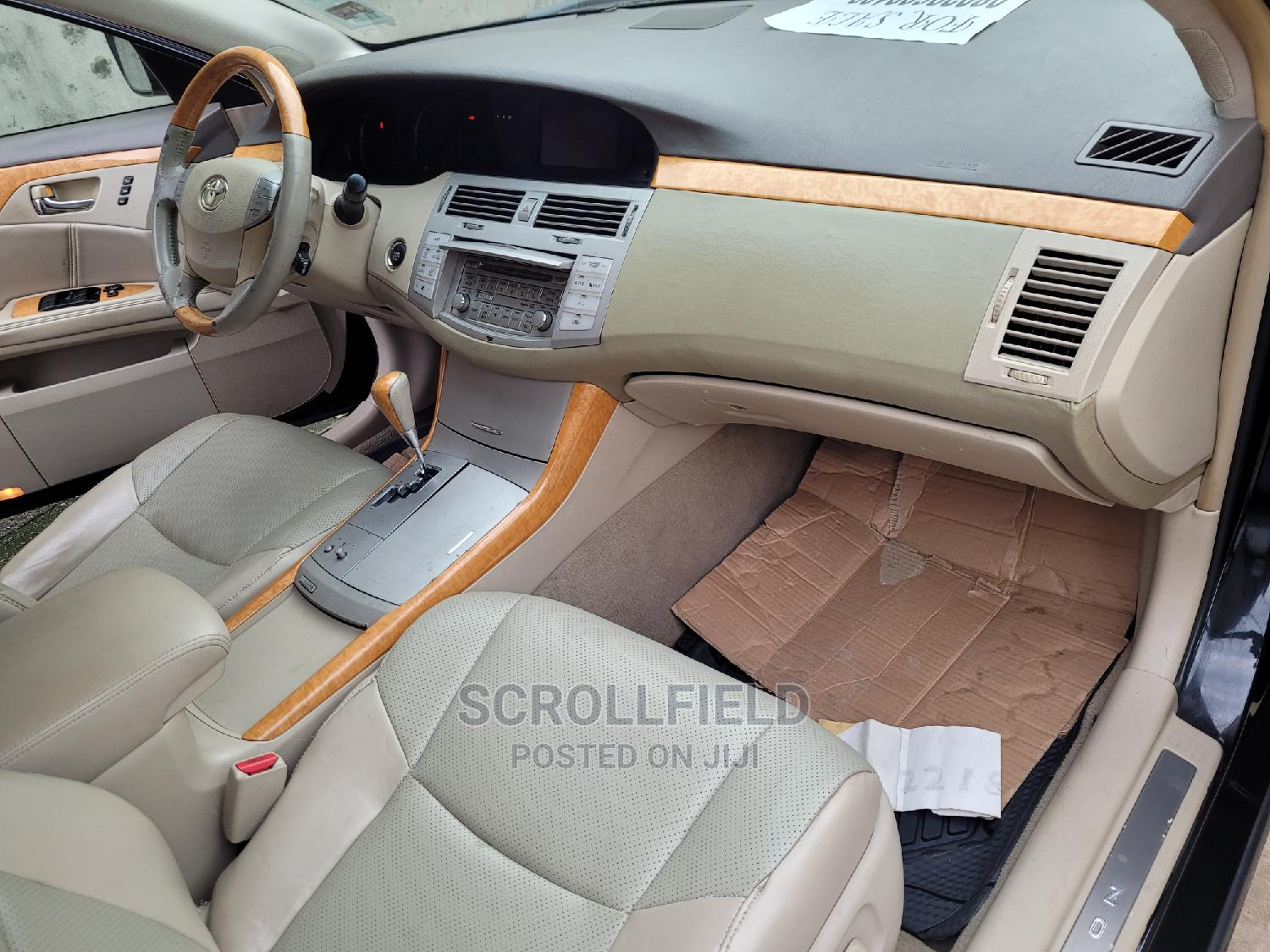 Toyota Avalon 2007 Black | Cars for sale in Surulere, Lagos State, Nigeria