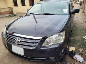 Toyota Avalon 2007 Black   Cars for sale in Lagos State, Surulere