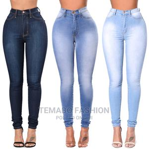 Lady Denim Jeans | Clothing for sale in Lagos State, Ogba
