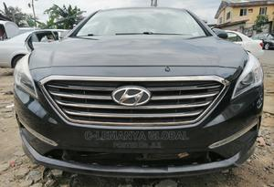 Hyundai Sonata 2015 Black | Cars for sale in Rivers State, Port-Harcourt