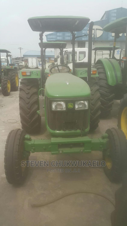 Brand New 5065E (65hp) John Deere Tractor | Heavy Equipment for sale in Ugheli, Delta State, Nigeria