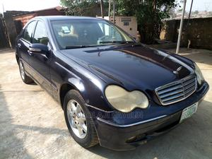 Mercedes-Benz C200 2002 Blue | Cars for sale in Ondo State, Akure