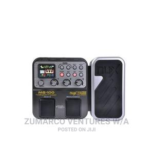 Nux Guitar Effect Pedal - MG-100   Musical Instruments & Gear for sale in Lagos State, Ojo