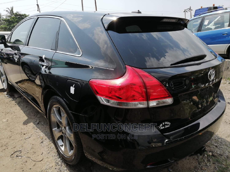 Toyota Venza 2010 Black | Cars for sale in Apapa, Lagos State, Nigeria