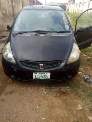 Honda Jazz 2004 Black | Cars for sale in Oyo State, Ibadan