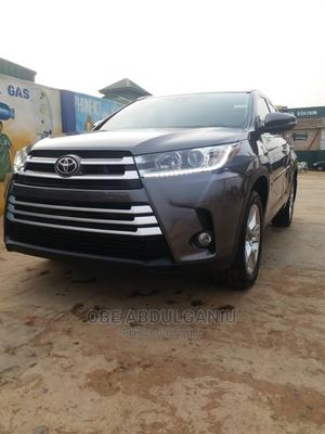 Toyota Highlander 2017 Gray | Cars for sale in Lagos State, Victoria Island