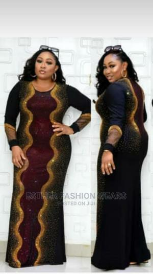 Quality Turkey Dinner Long Gown Available in Different Sizes   Clothing for sale in Lagos State, Ikeja