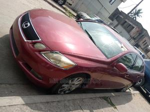 Lexus GS 2006 300 AWD Red | Cars for sale in Lagos State, Amuwo-Odofin
