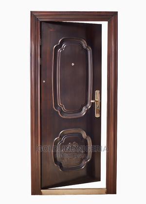 Steel Security Door(SD101)   Doors for sale in Lagos State, Isolo