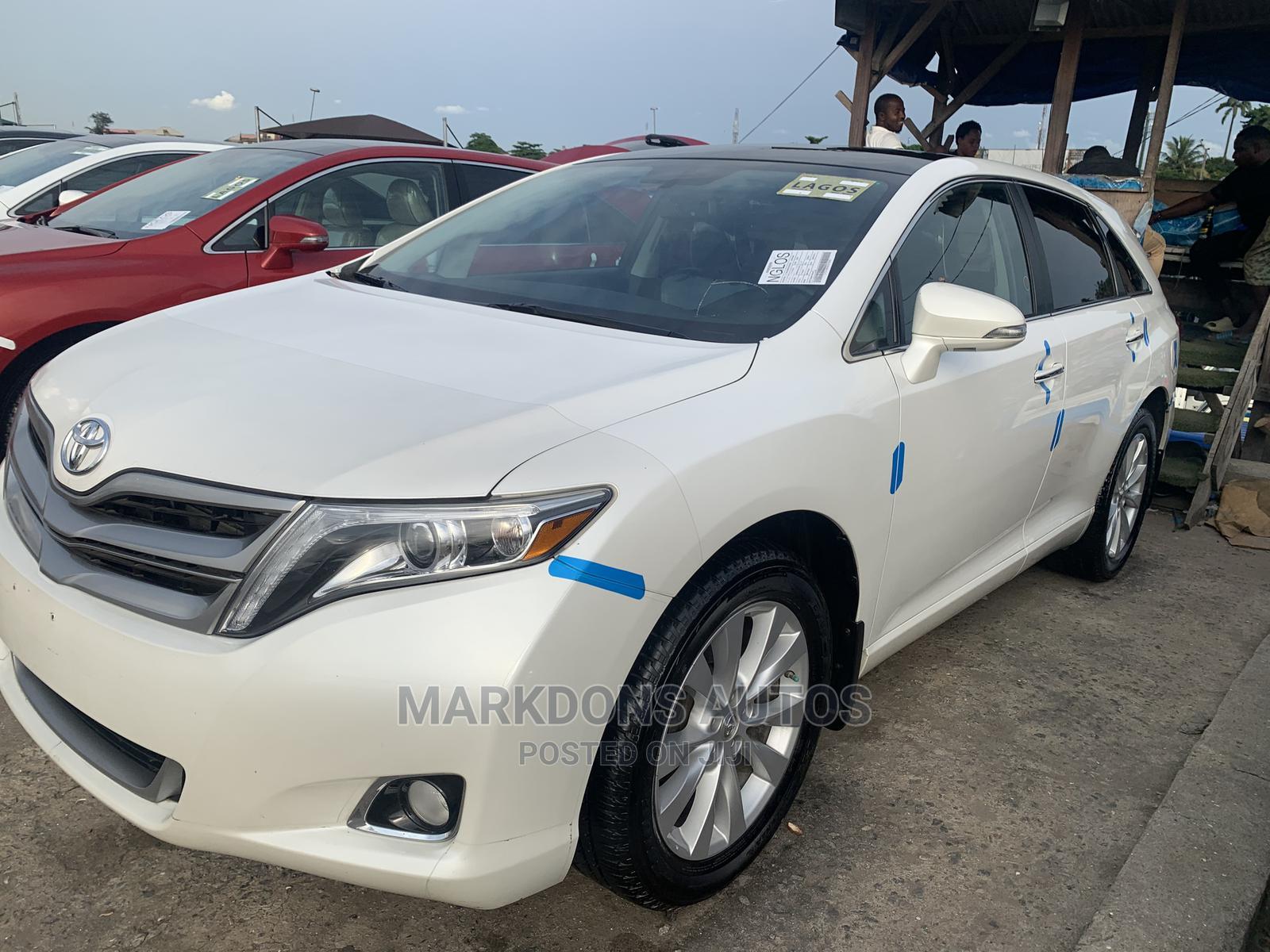Toyota Venza 2013 Limited AWD V6 White