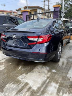 Honda Accord 2018 EX-L Blue | Cars for sale in Lagos State, Ogba
