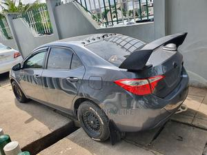 Toyota Corolla 2016 Gray | Cars for sale in Lagos State, Lagos Island (Eko)