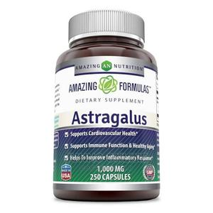 Amazing Nutrition Astragalus Cardiovascular, Immune Inflam | Vitamins & Supplements for sale in Lagos State, Ikoyi