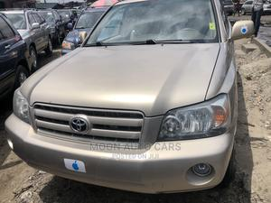 Toyota Highlander 2006 Gold   Cars for sale in Lagos State, Amuwo-Odofin