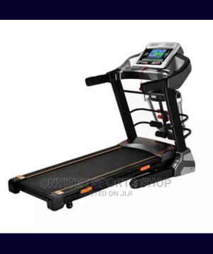 Brand New German Machine 3hp Treadmill   Sports Equipment for sale in Ogun State, Sagamu