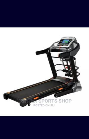 Brand New 3hp German Machine Treadmill   Sports Equipment for sale in Oyo State, Ibadan