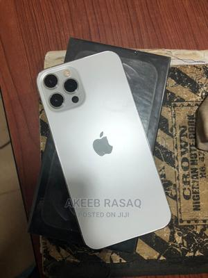 New Apple iPhone 12 Pro Max 128GB White   Mobile Phones for sale in Oyo State, Ibadan