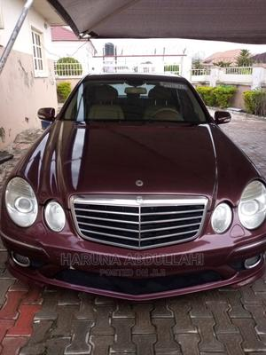 Mercedes-Benz E350 2008 Red | Cars for sale in Abuja (FCT) State, Mabushi