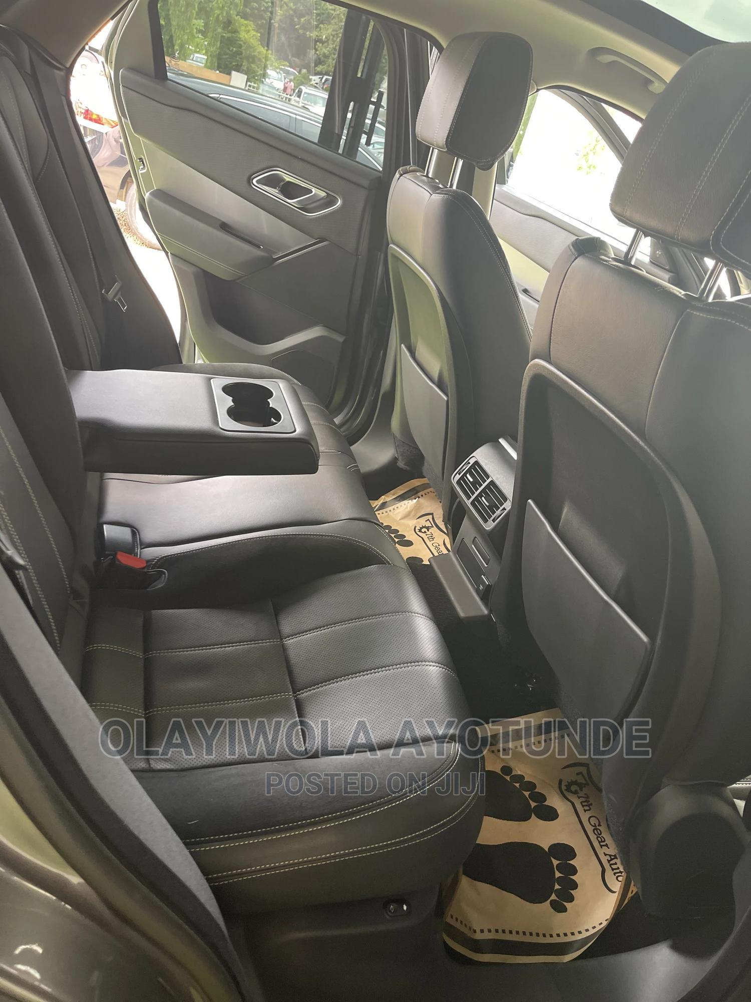 Land Rover Range Rover Velar 2018 P380 HSE R-Dynamic 4x4 Gray   Cars for sale in Central Business District, Abuja (FCT) State, Nigeria
