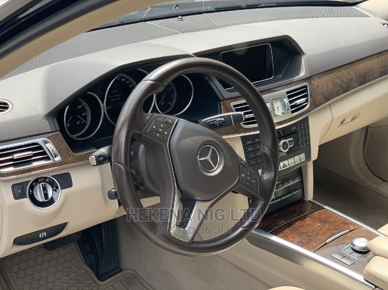 Mercedes-Benz E350 2015 Black | Cars for sale in Garki 2, Abuja (FCT) State, Nigeria