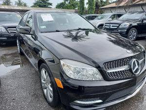 Mercedes-Benz C300 2010 Black   Cars for sale in Lagos State, Apapa