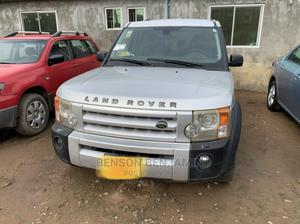 Land Rover LR3 2006 Silver   Cars for sale in Lagos State, Abule Egba