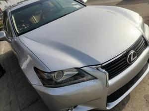 Lexus GS 2014 Silver | Cars for sale in Lagos State, Yaba