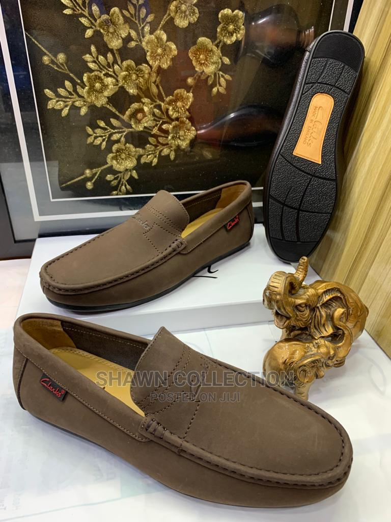 Clarks Suede Loafers | Shoes for sale in Lagos Island (Eko), Lagos State, Nigeria