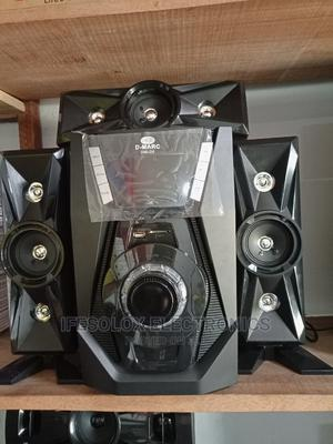 DMARC 3.1 Channel Home Theater With Bluetooth, USB, AUX FM   Audio & Music Equipment for sale in Rivers State, Port-Harcourt