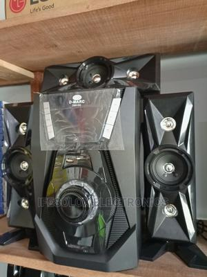 DMARC Bluetooth 3.1 Channel Home Theater With USB, SD and FM   Audio & Music Equipment for sale in Lagos State, Ojo