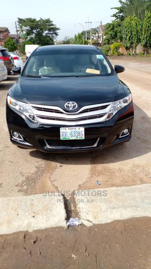Toyota Venza 2012 Black   Cars for sale in Lagos State, Alimosho
