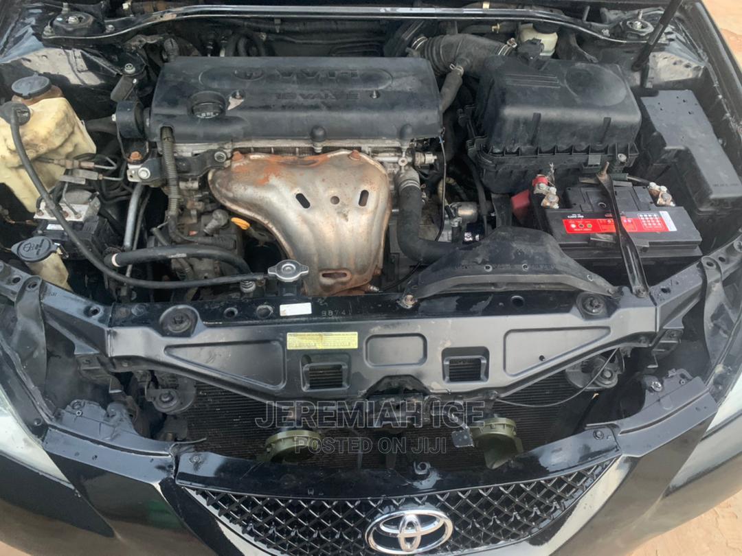 Archive: Toyota Solara 2008 Black
