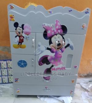 Children Character Wooden Wardrobe | Children's Furniture for sale in Lagos State, Alimosho