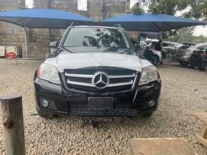 Mercedes-Benz GLK-Class 2010 350 Black | Cars for sale in Abuja (FCT) State, Garki 2