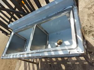 Double Bowl Sink Table   Restaurant & Catering Equipment for sale in Lagos State, Lekki