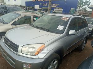 Toyota RAV4 2005 2.0 4x4 Silver   Cars for sale in Lagos State, Ikorodu