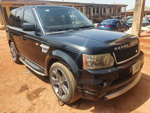 Land Rover Range Rover Sport 2010 Black | Cars for sale in Oyo State, Ibadan